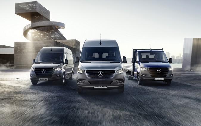 Mercedes-Benz Vans mantém liderança no segmento no primeiro semestre