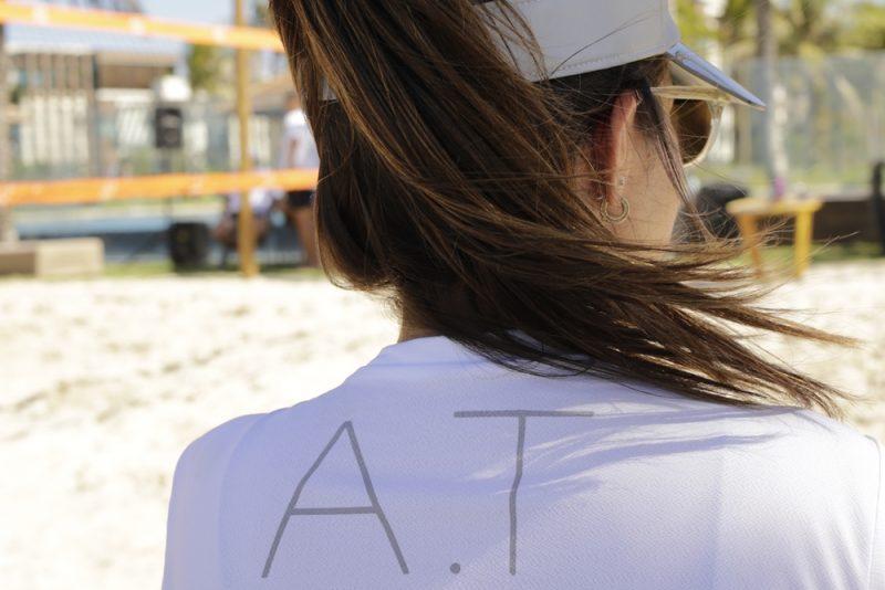 À beira mar - A.T Jewel promove o 1º Torneio de Beach Tennis do Portofino Riviera Villas