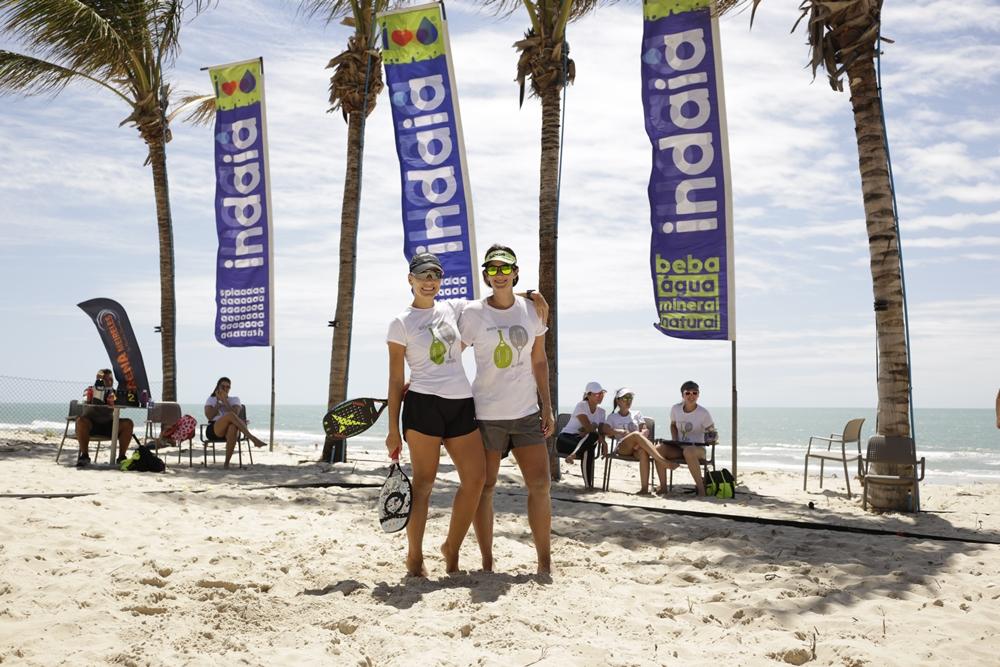 A.T Jewel promove o 1º Torneio de Beach Tennis do Portofino Riviera Villas