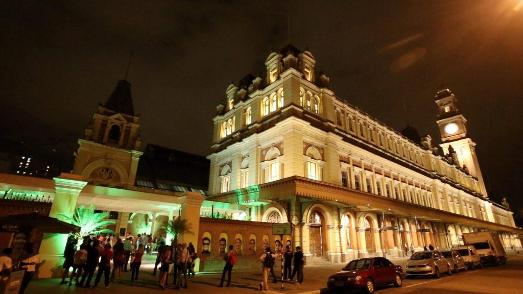 Museu Lingua Portuguesa