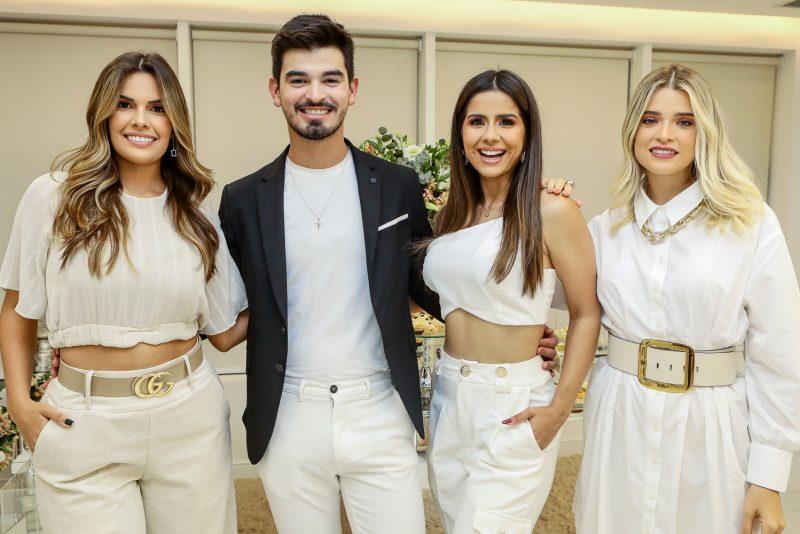 Nayandra Matos, Pedro Pinheiro, Leticia Cistodio E Mariza Lessa (2)