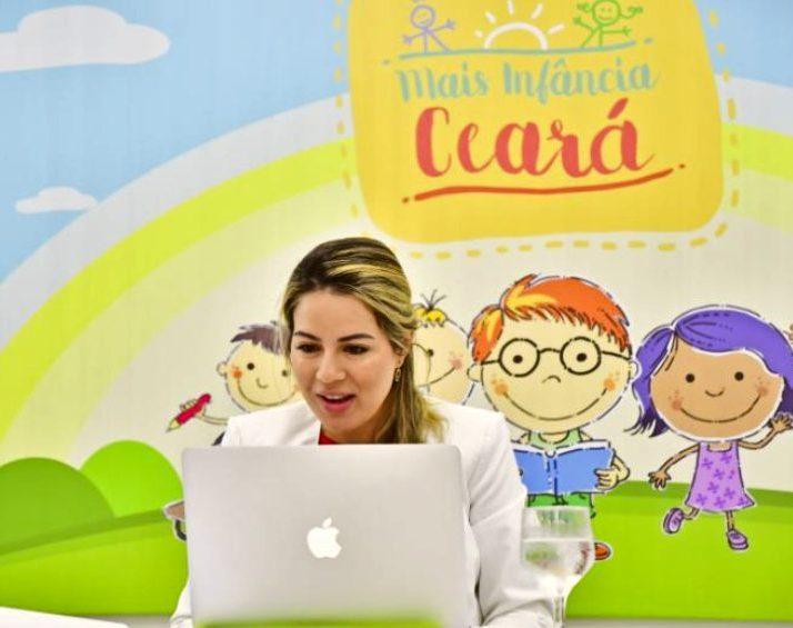 Governo do Ceará libera pagamento do Cartão Mais Infância a 120 mil famílias