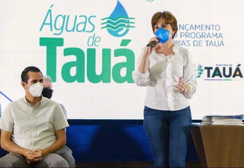 Tauá será o primeiro município do Brasil a universalizar o acesso à água