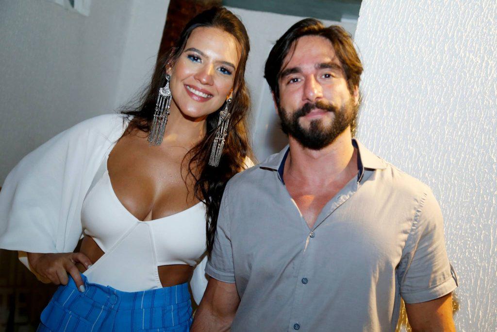Patricia Marra E Antonio Guimarães