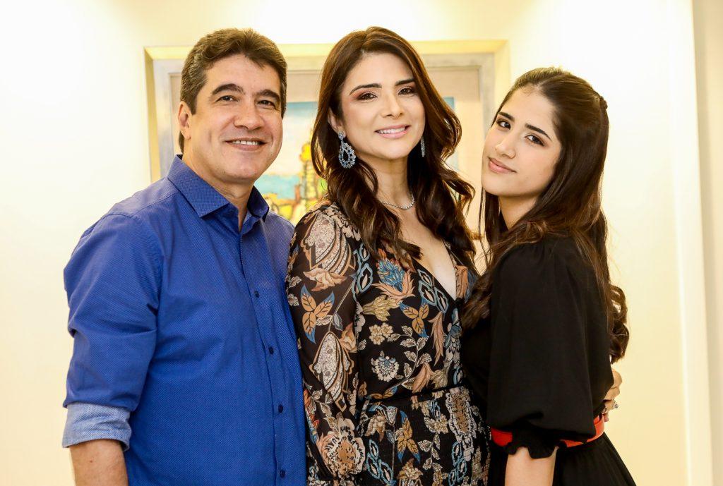 Paulo, Rachel E Beatriz Teixeira
