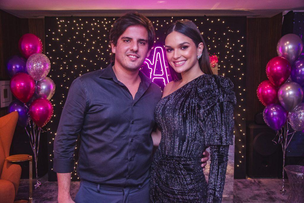 Pedro Pereira E Mariana Albuquerque
