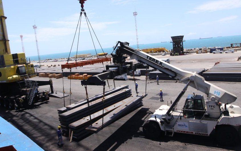 Produção de aço brasileira registra expansão de 24% no primeiro semestre