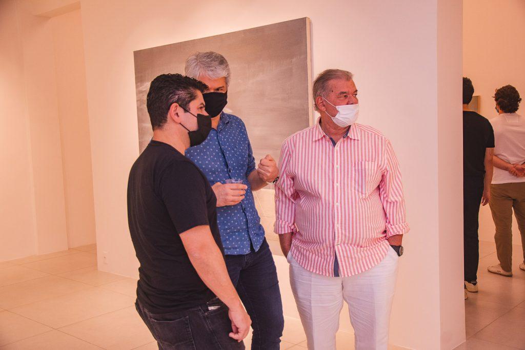 Pompeu Vasconcelos, Leonardo Leal E Carlos Juaçaba (2)