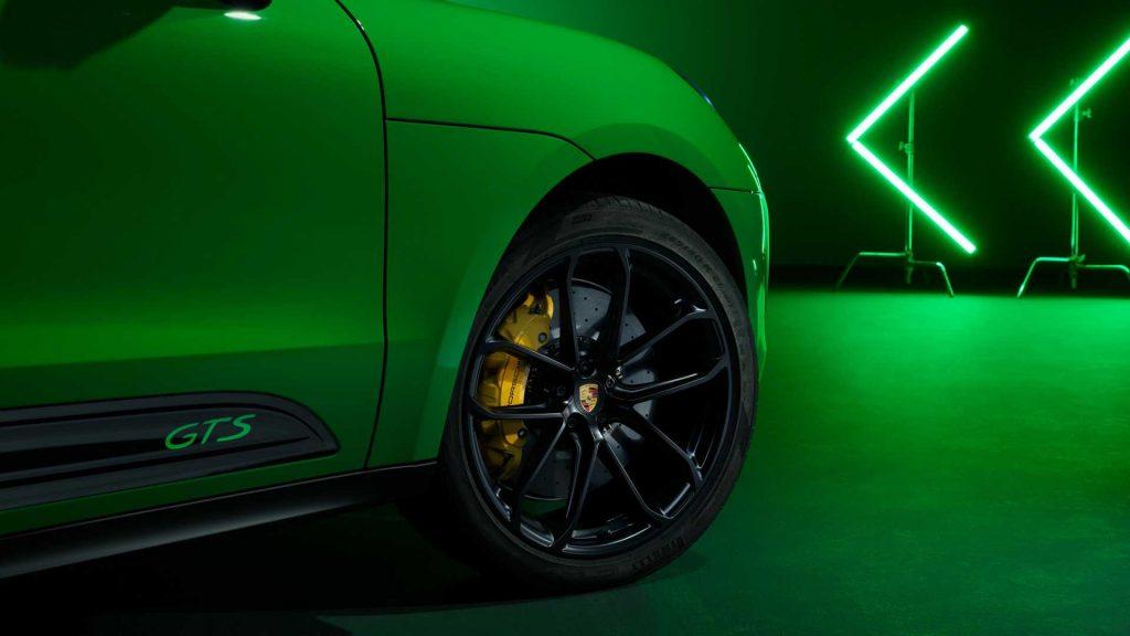 Porsche Macan Gts 2021 Mit Gts Sport Paket