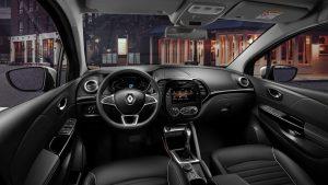 Renault Captur 2022 Russia