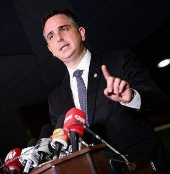 Presidente do Senado afirma que as eleições presidenciais são inegociáveis