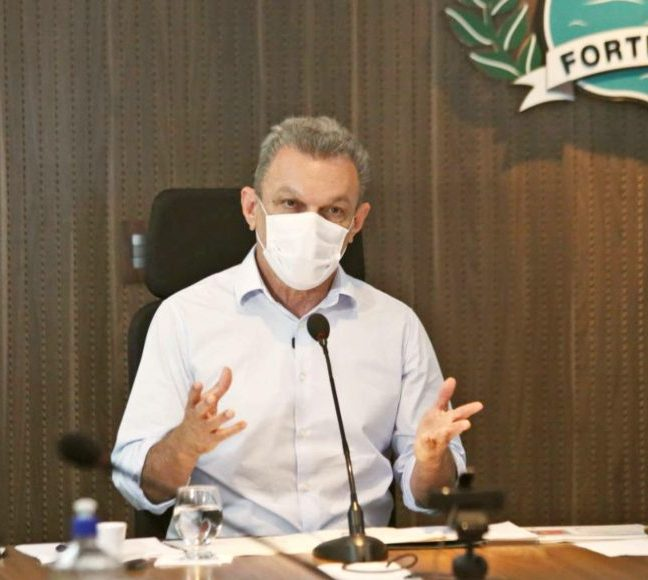 Prefeitura de Fortaleza monitora casos da variante Delta que chegaram à Capital