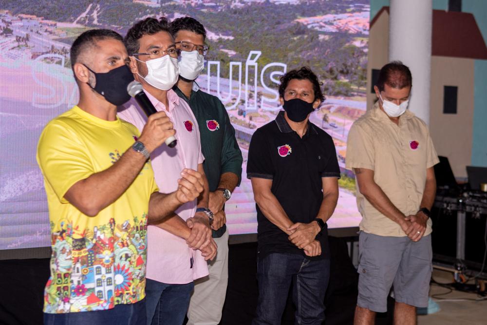 Saulo Santos, Alexandre Pereira, Angelo Tuzze E Juscelino Mota E Patrick Araújo (4)