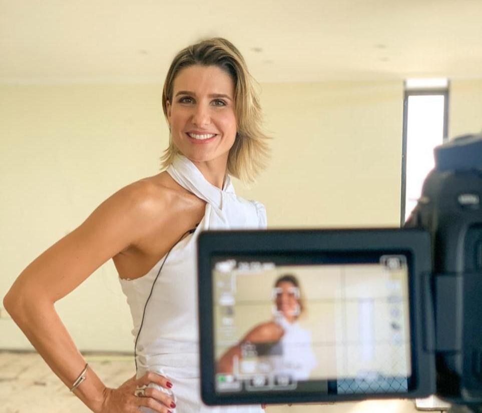 Lília Quinderé recebe Susana Clark Fiuza em live da Revista Arte