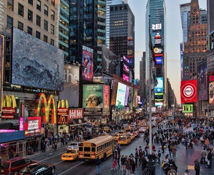 Vídeo promocional divulga os atrativos do destino Ceará em plena Times Square