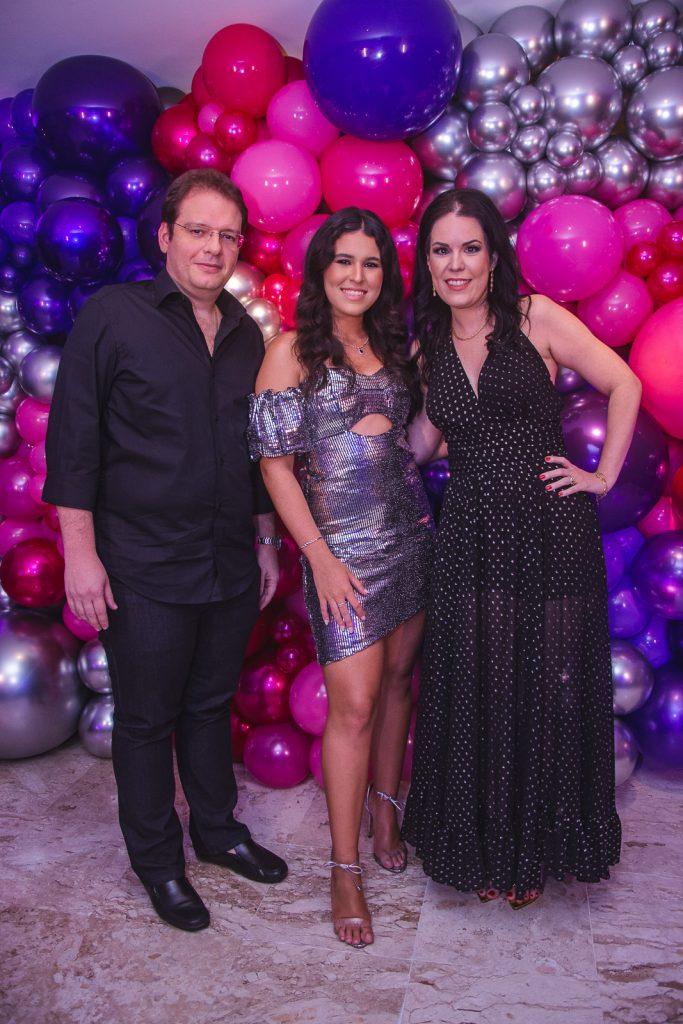 Tom Mendonca, Lara Sousa Albuquerque E Milena Sousa (1)