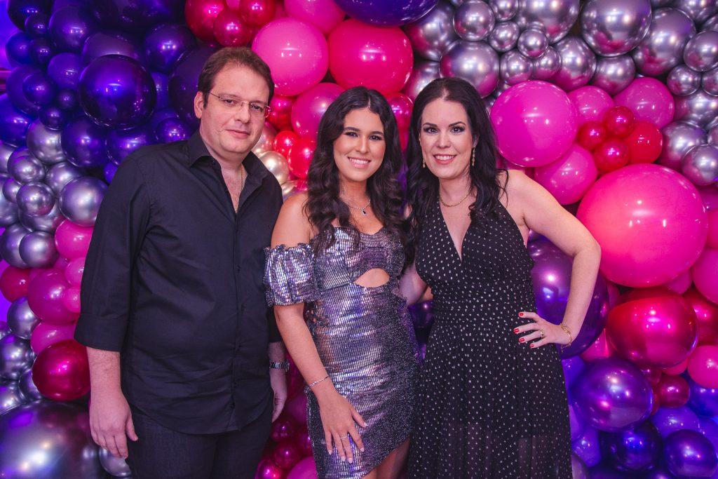 Tom Mendonca, Lara Sousa Albuquerque E Milena Sousa (2)