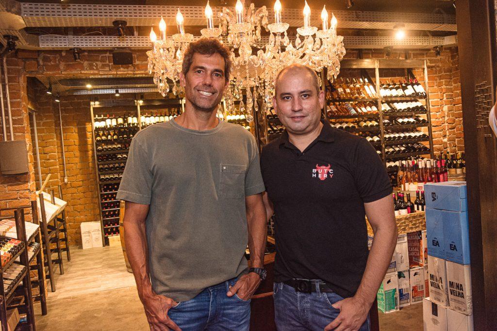 Vctor Melo E Andre Linheiro