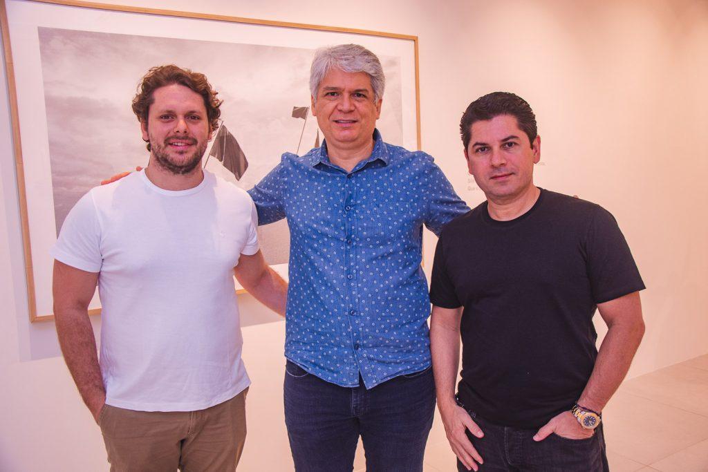 Victor Perlingeiro, Leonardo Leal E Pompeu Vasconcelos (1)