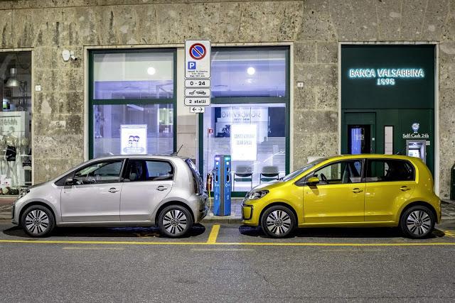 Volkswagen E Up 2020 (2)