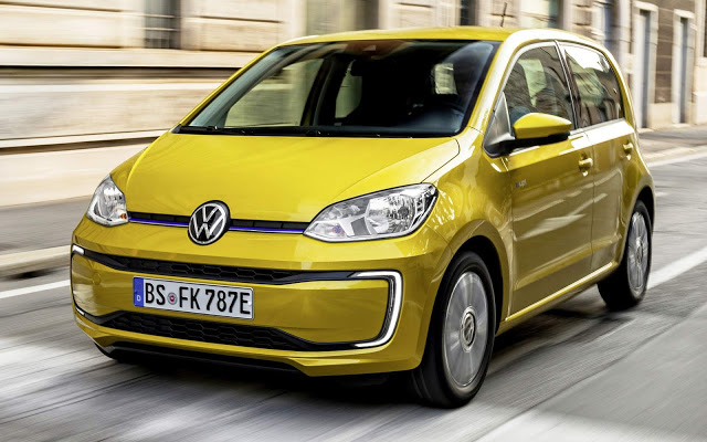 Up! elétrico, da Volkswagen, chega à América Latina