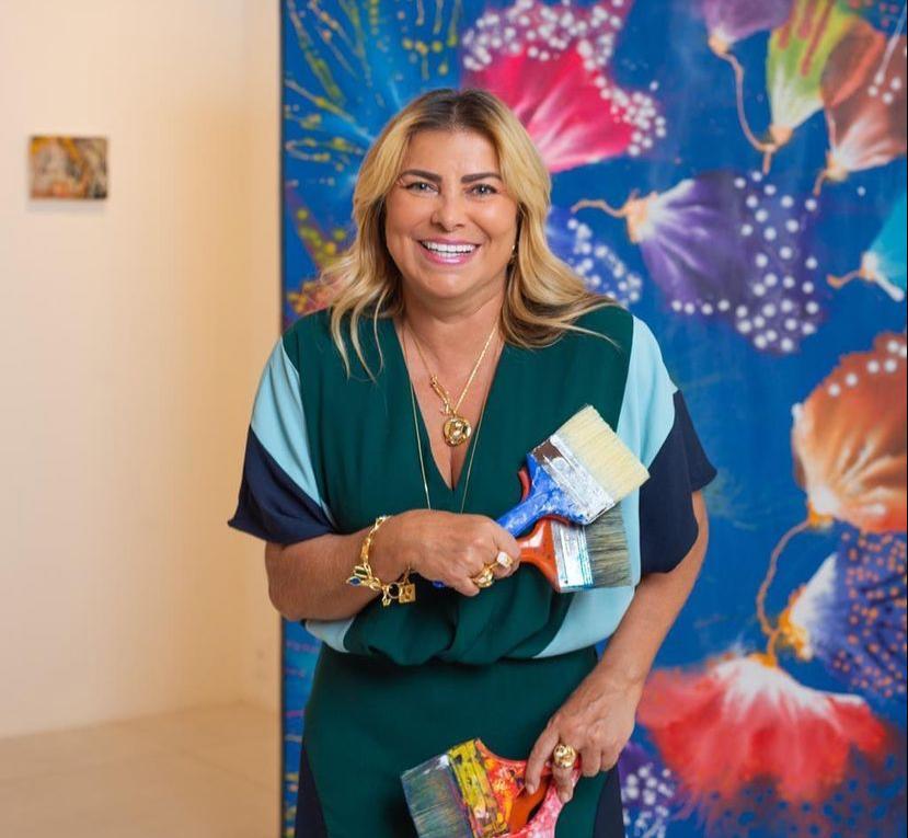 Cris Cavalcante abre nova exposição individual em São Paulo
