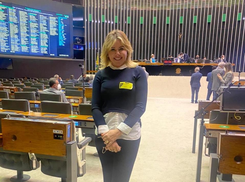 Patrícia Dias será candidata a deputada federal nas próximas eleições
