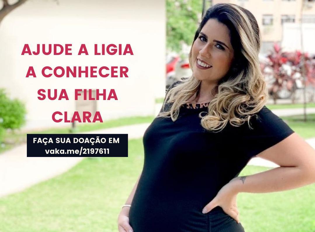 Vakinha online arrecada verba para ajudar no tratamento de Lígia Teixeira