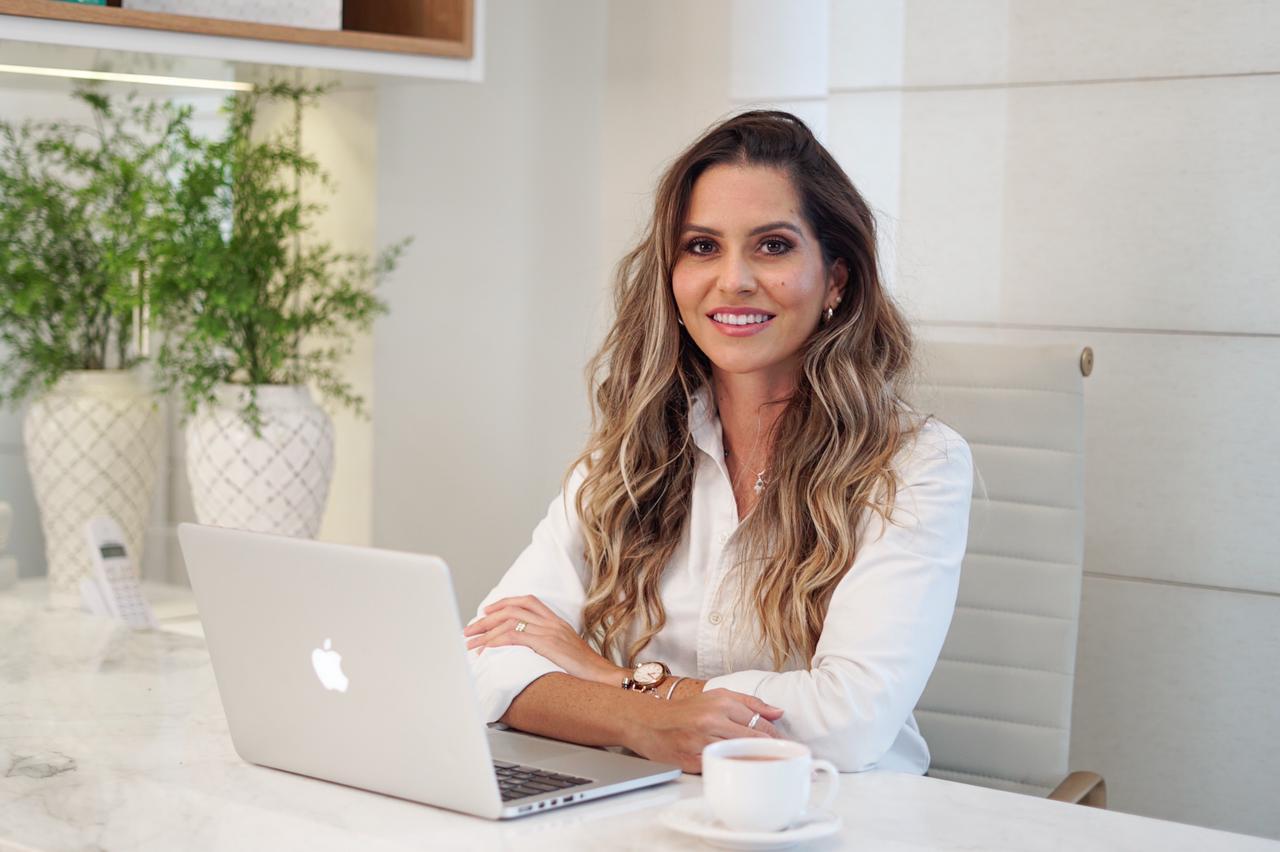 Ticyana Falcão passa a atender seus pacientes em um novo espaço no BS Design