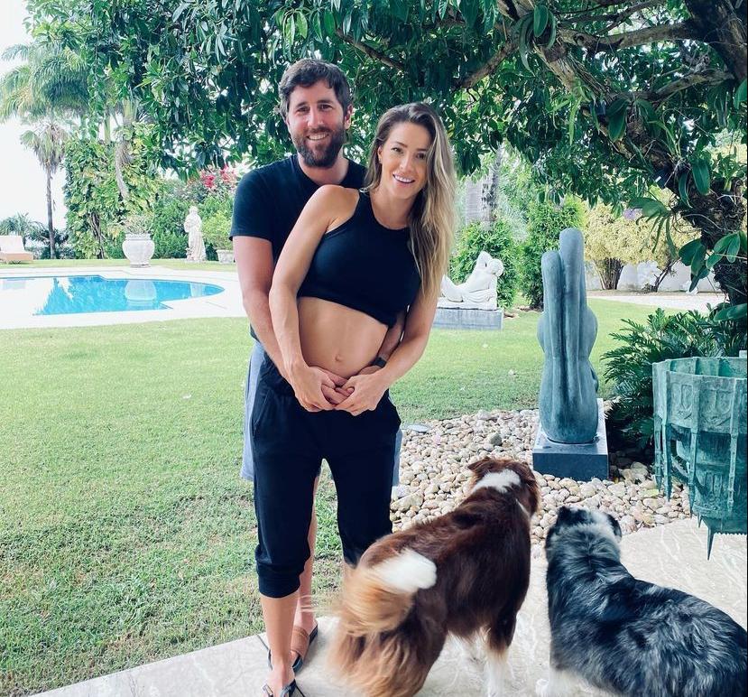 Nasceu Francisco para trazer mais alegria ao querido casal Bruna Waleska e Rodrigo Frota