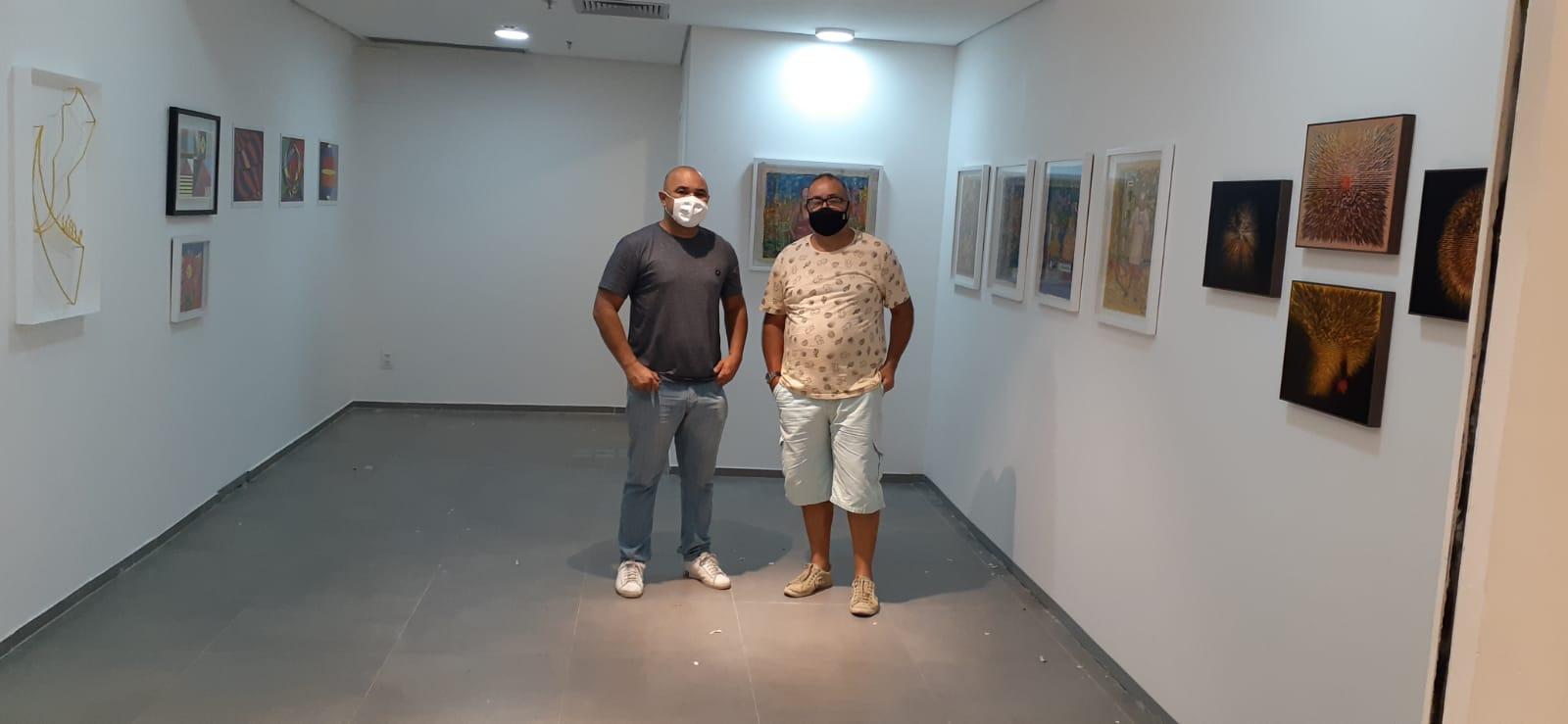 """Com curadoria de Silvano Tomaz, exposição """"Processos de Construções Poéticas"""" chega a Via Galeria"""