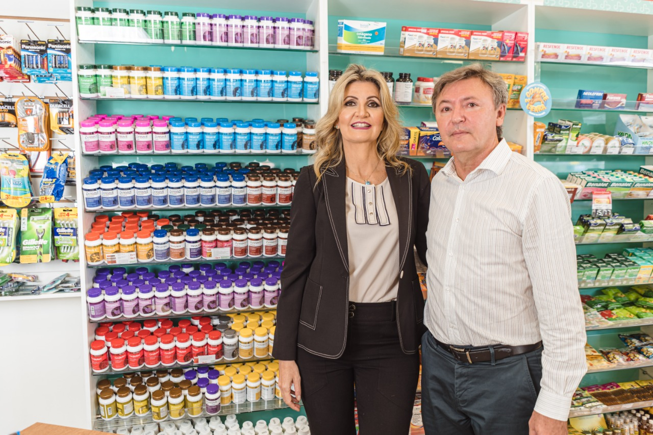 Rede de Farmácias Santa Branca aposta em produtos de alta qualidade da linha Natuplen. Conheça!
