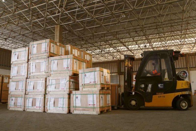 ZPE Ceará registra expansão de 17,3% no seu fluxo de cargas no primeiro semestre