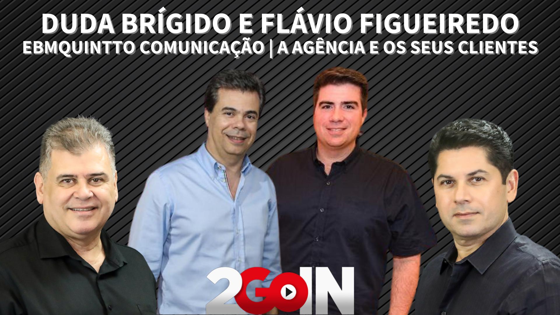 Duda Brígido e Flávio Figueiredo falam sobre investimentos no universo digital