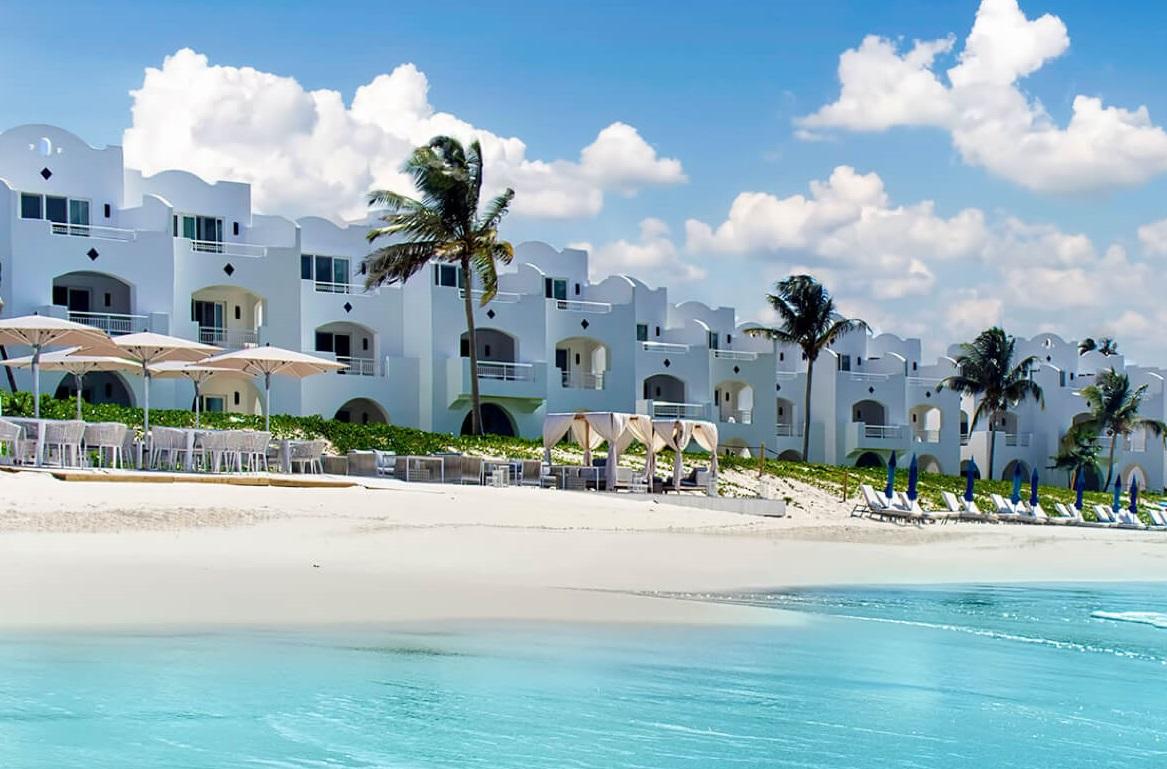 Resort com jatos particulares chega a Anguilla nos próximos meses