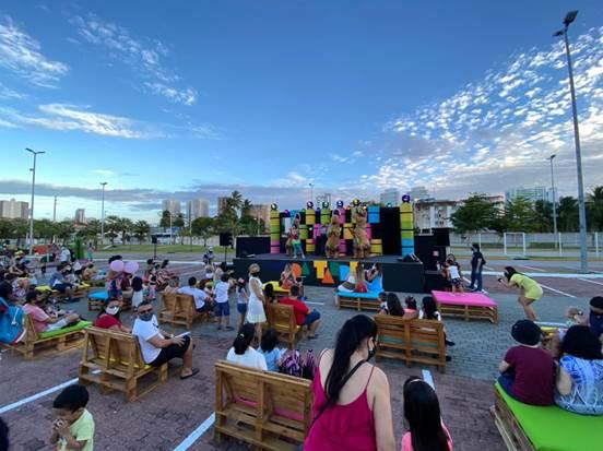 RioMar Fortaleza e Kennedy promovem mais um final de semana cheio de atividades para a família
