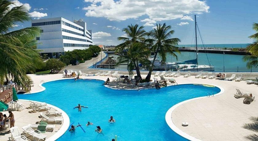 Marina Park Hotel oferece pacote especial para celebrar o Dia dos Pais