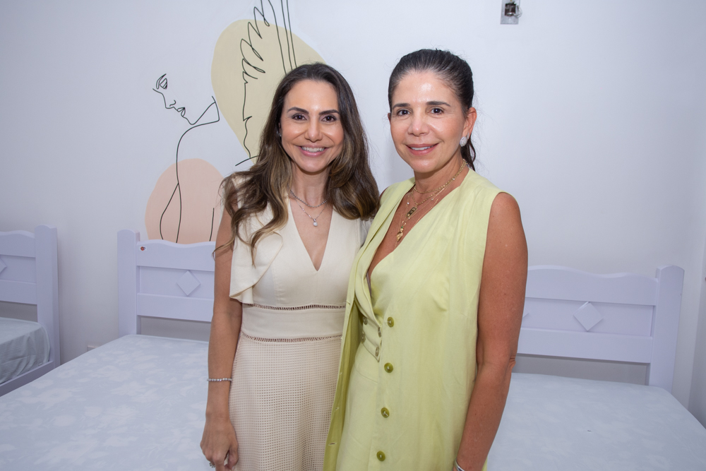Adriana Queiroz E Maria Lucia Negrão