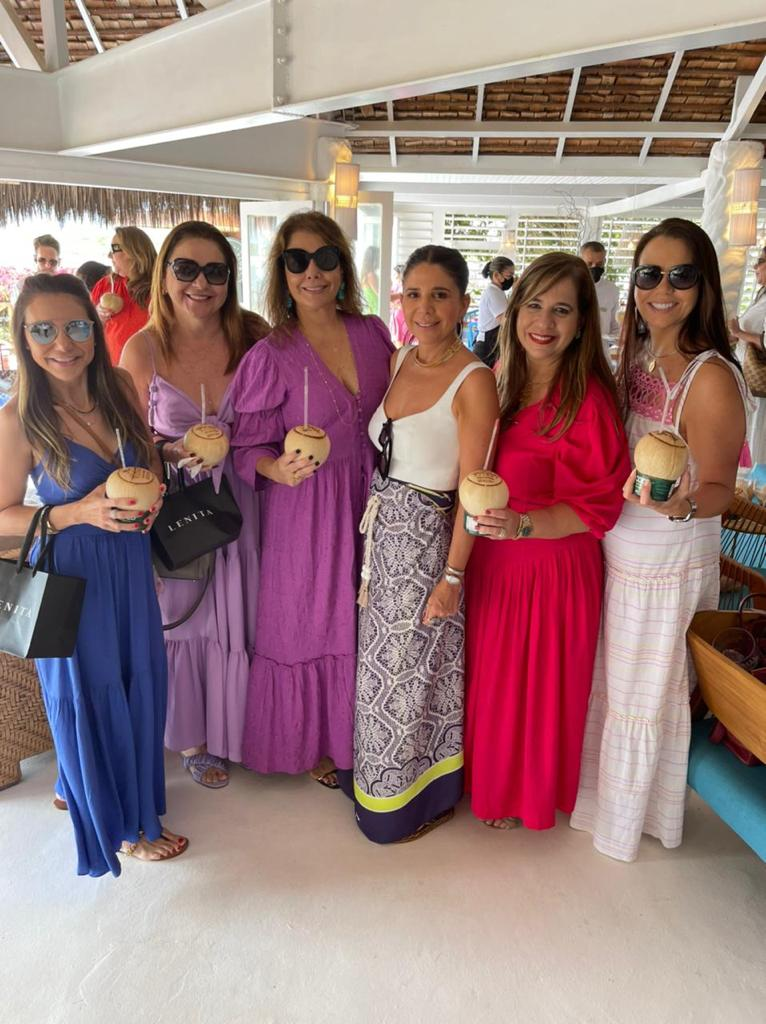 Adriana Queiroz, Lili Cialdini,claudia Gradvohl, Maria Lucia, Marta Assunção E Daniella Medeiros