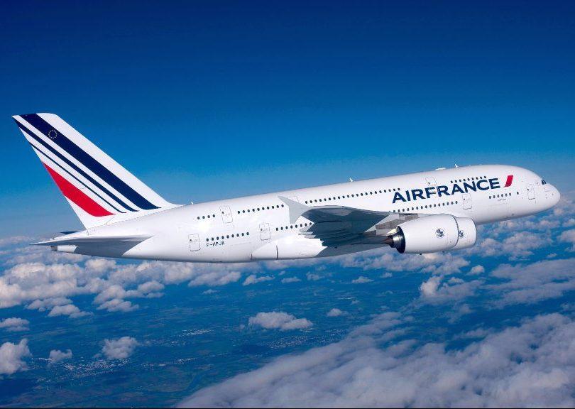 Air France retoma voos entre Paris e Fortaleza a partir do dia 22 de outubro