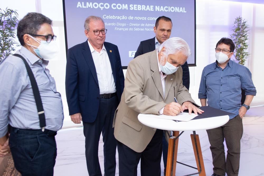 Airton Gonçalves, Ricardo Cavalcante, Joaquim Calixto, Eduardo Diogo E Alci Porto (1)