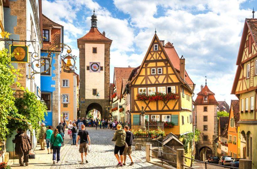 Alemanha libera a entrada de turistas brasileiros já imunizados neste domingo