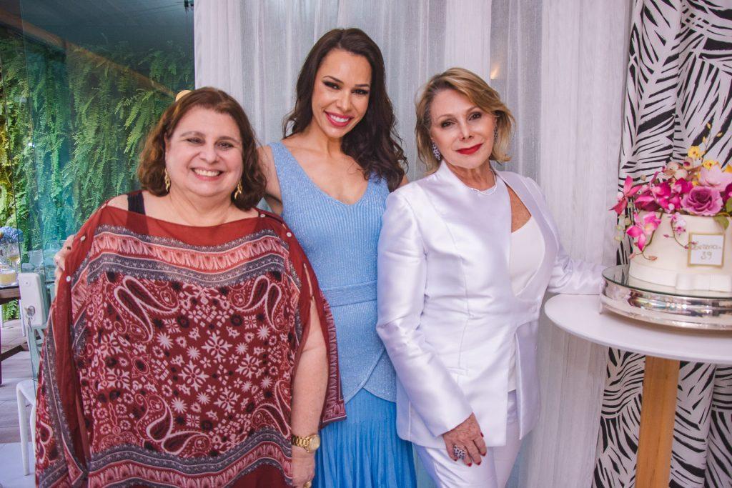 Alice Couto, Lorena Gondim E Marcia Ferreira Gomes