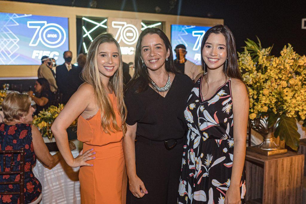Ana Luiza Ramalho, Katia Gomes E Ana Clara Ramalho