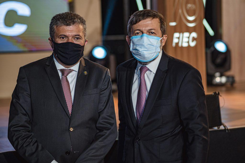 Antonio Henrique E Elcio Batista