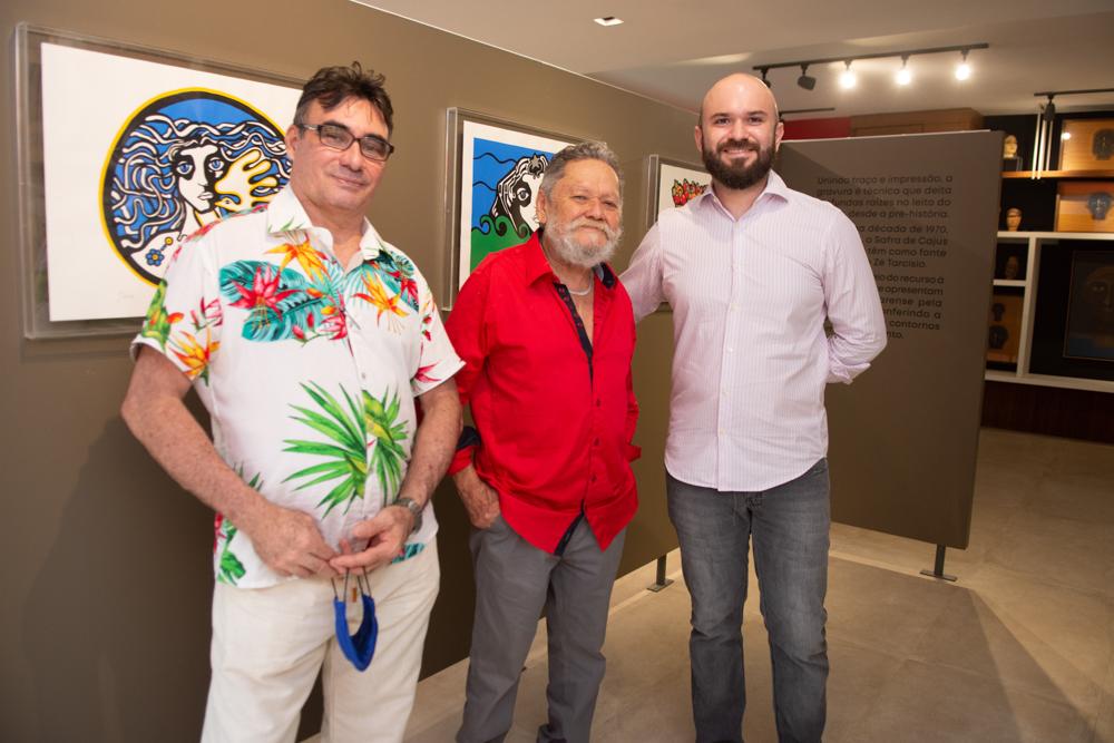 Antônio Rocha, Zé Tarcísio E Yuri Xz