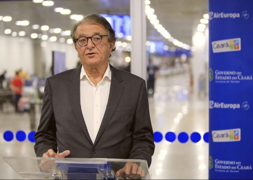 Arialdo Pinho revela estratégias para acelerar a retomada do turismo no Ceará
