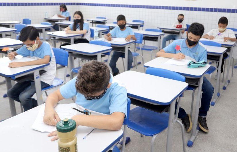 Prefeitura de Fortaleza dá o start na avaliação dos alunos da rede municipal