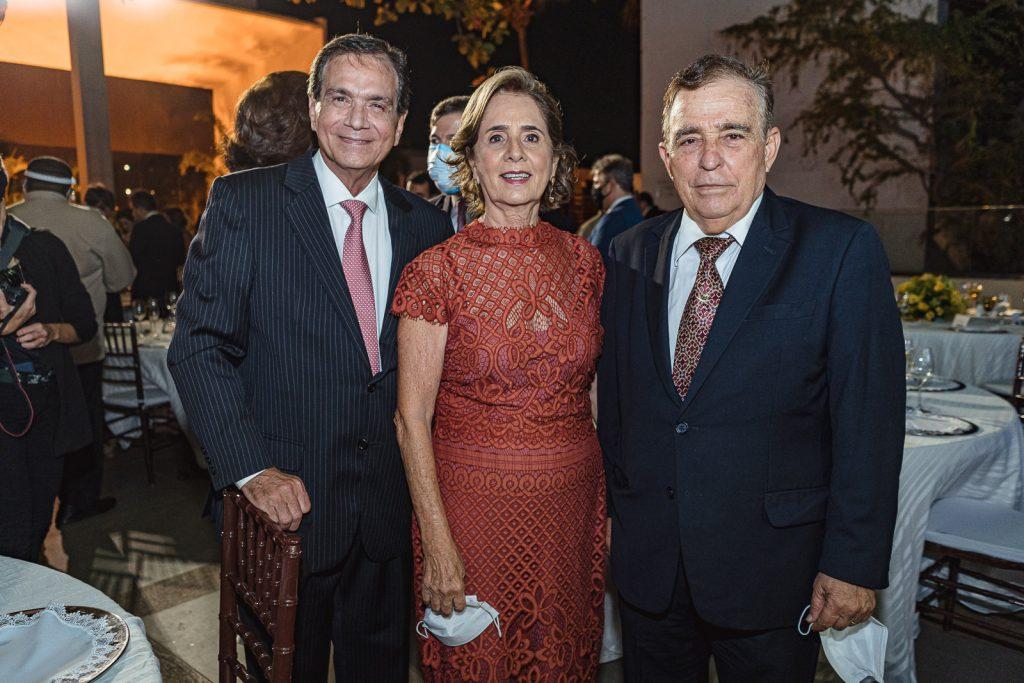 Beto Studart, Zena E Claudio Targino