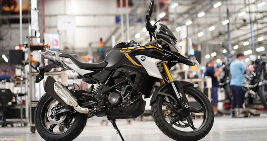 Com lançamento previsto neste sábado na Haus Fortaleza, BMW Motorrad acelera a produção da Nova BMW G 310 GS